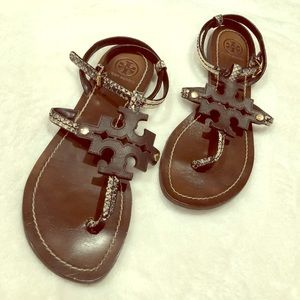 {Tory Burch} Phoebe Sandals